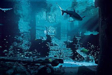 Atlantis Bahamas Ruins Lagoon